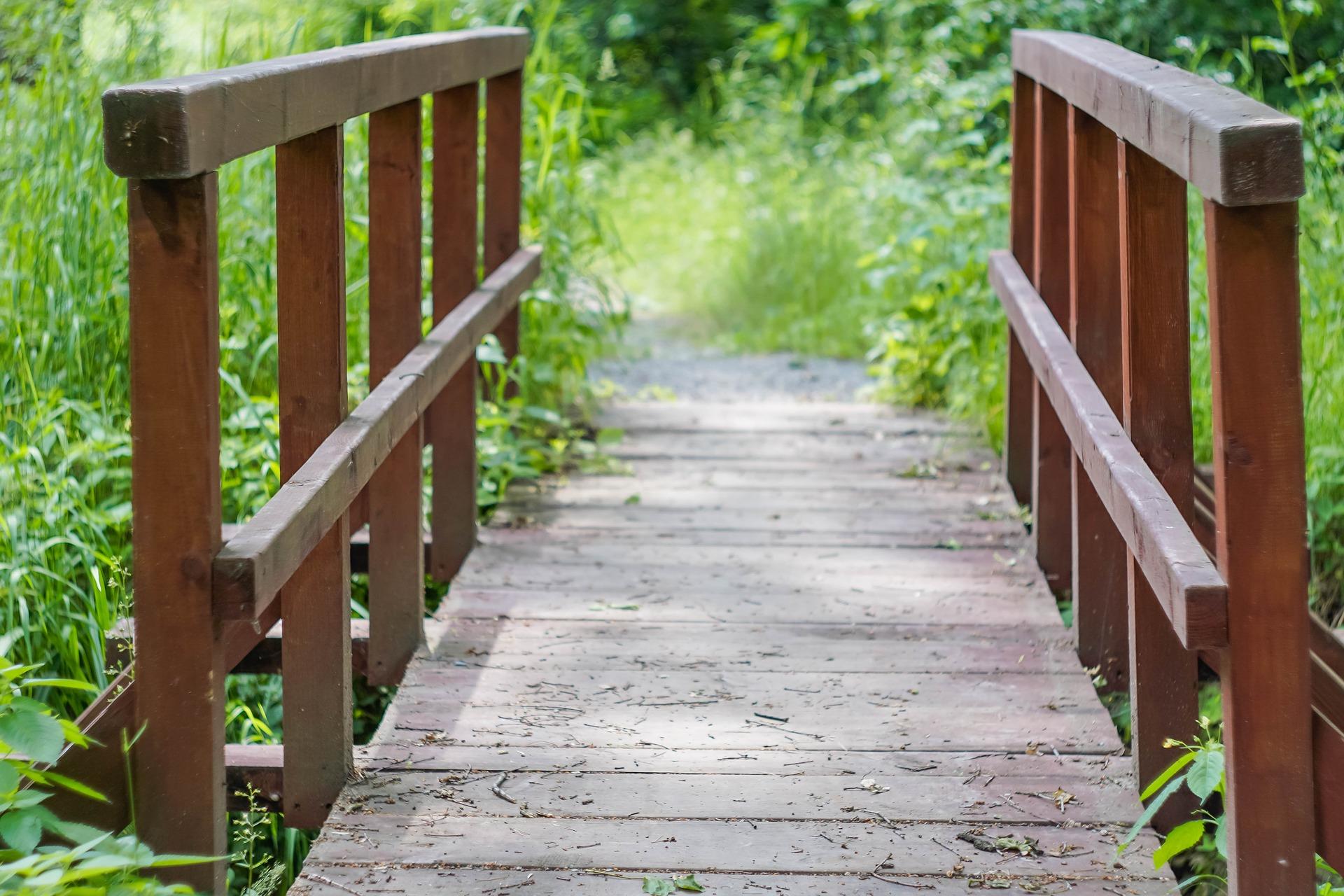 Eine Brücke zu anderen Trauer-Angeboten im WWW