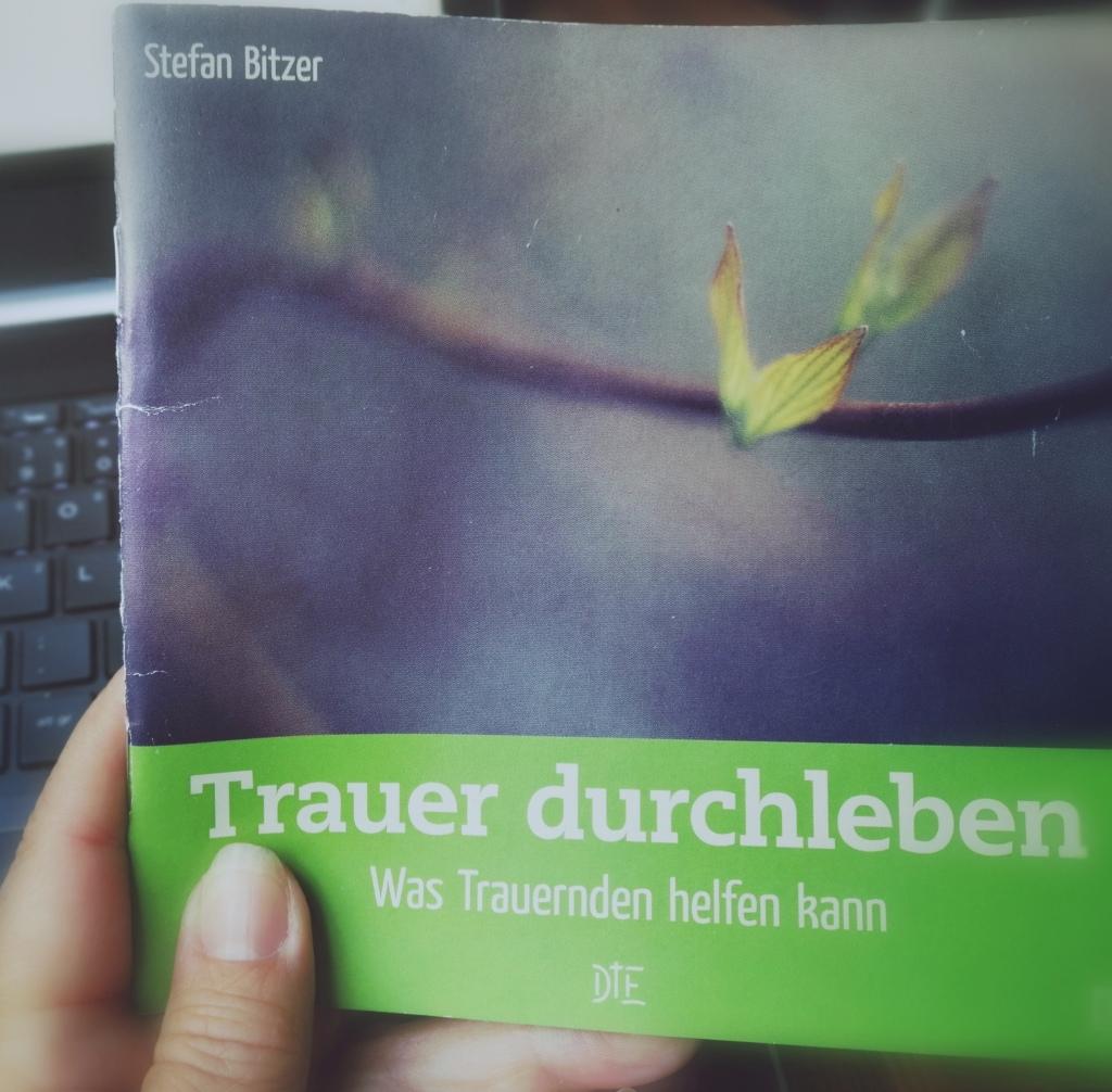 Buch Trauer von Stefan Bitzer